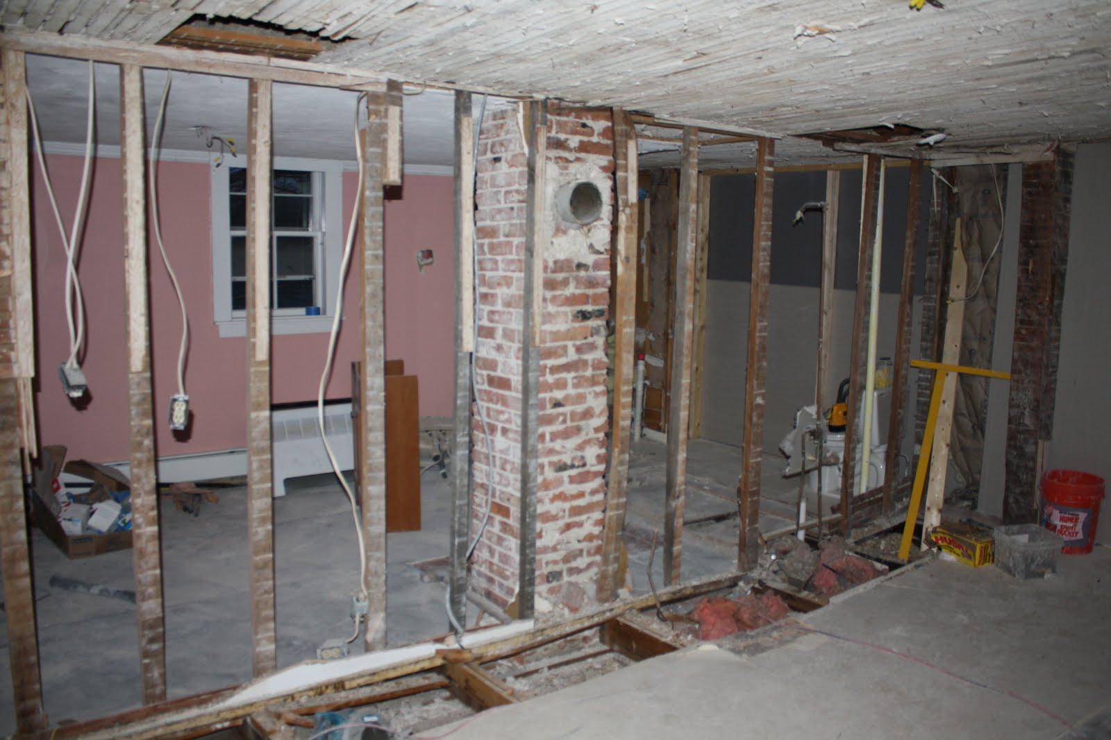 Old House Renovation