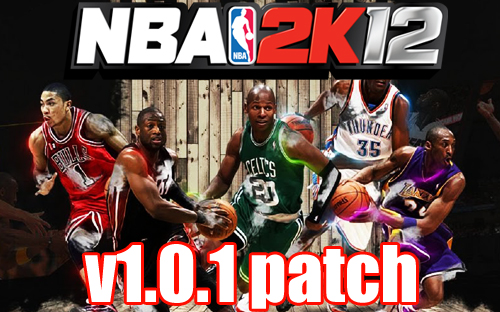 Download NBA 2K12 Official NBA 2K12 Patch v1.0.1