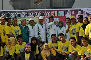 Tret-tret ke Jakarta Dukung SUNNI