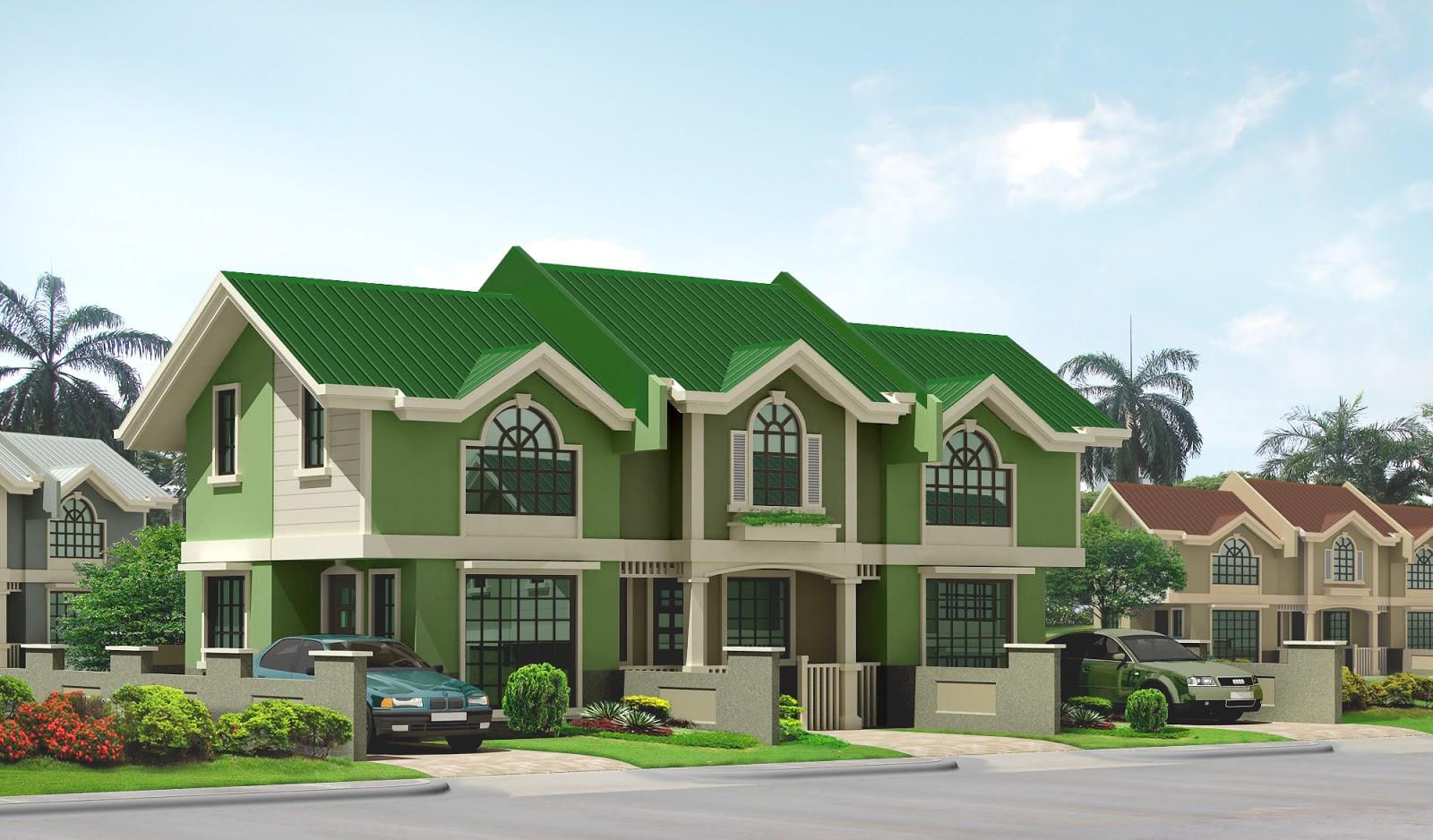 Modelos de casas dise os de casas y fachadas dise os de for Colores de casa para afuera