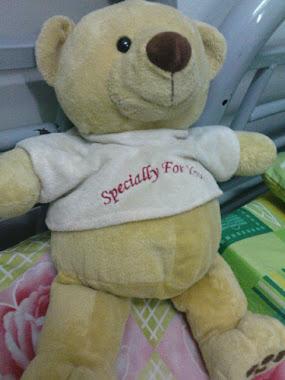 Luqman's Teddy