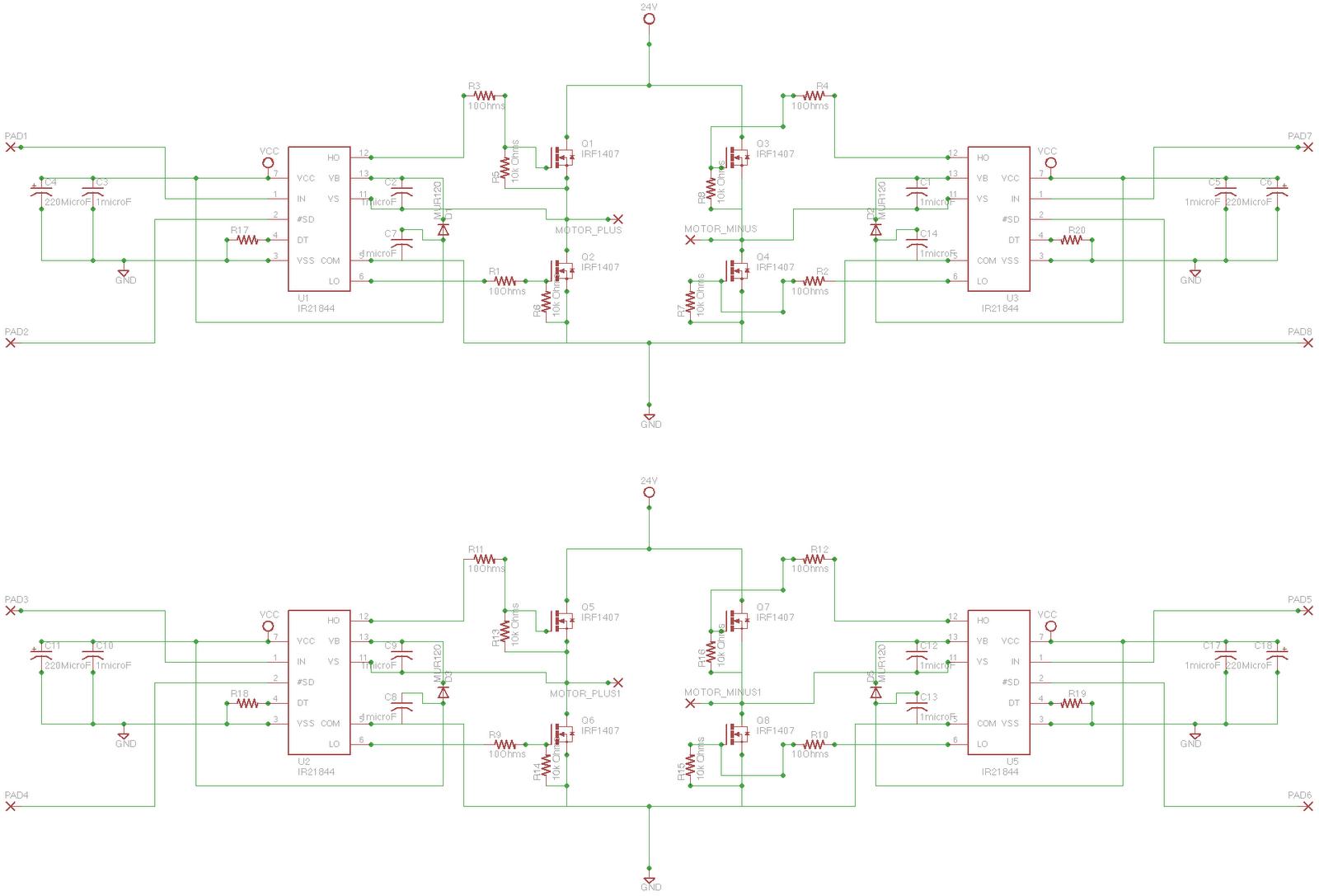 beaut ee   power electronics   segway skateboard motor controller