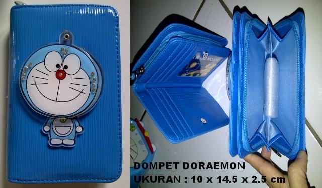 Dompet Kaca Doraemon Micha Shop