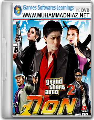 Muhammad Niaz: DON 2 GTA Vice City PC Game Free Download Full Version