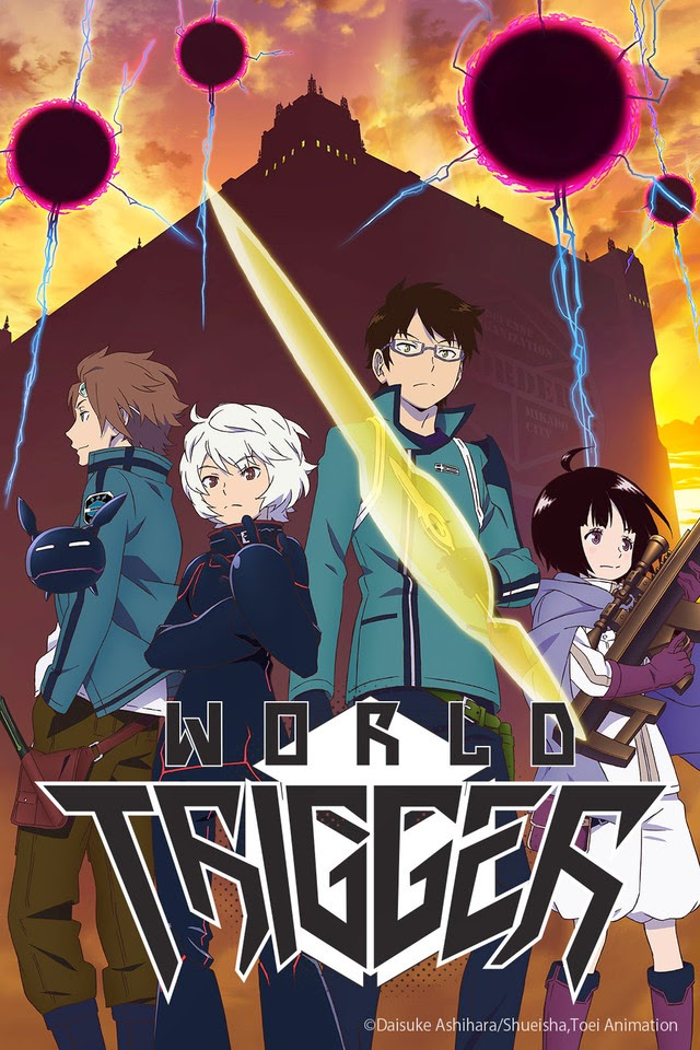 "World Trigger ""เวิลด์ ทริกเกอร์"""