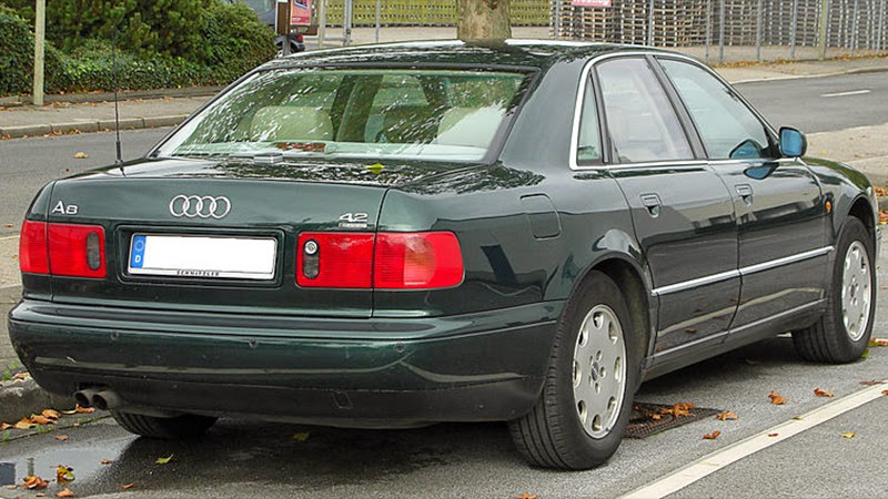 Automotive Database: Audi A8