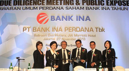 Nomor Call Center CS Bank Ina Perdana