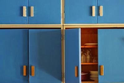 Inner Part of Cabinet