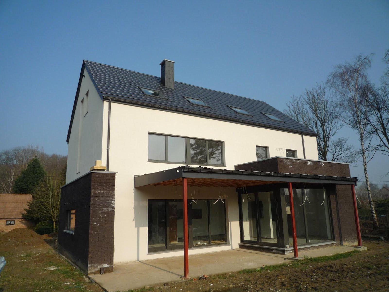 Architecte archi simple sprl maison delaey symons for Maison simple