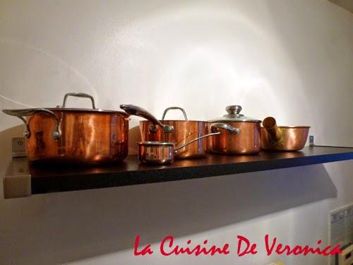 La Cuisine De Veronica 銅煲