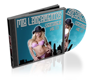 Download CD Mix Lançamentos Sertanejo Vol.03 2011