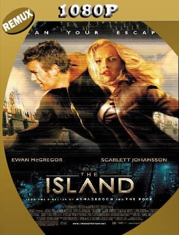 La isla (2005) BDRip [1080p] [Latino] [GoogleDrive] [RangerRojo]