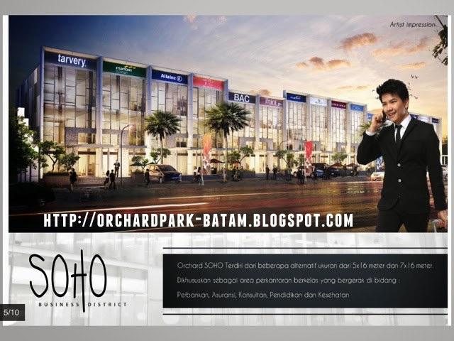Orchard Park Batam SOHO Brochure 05
