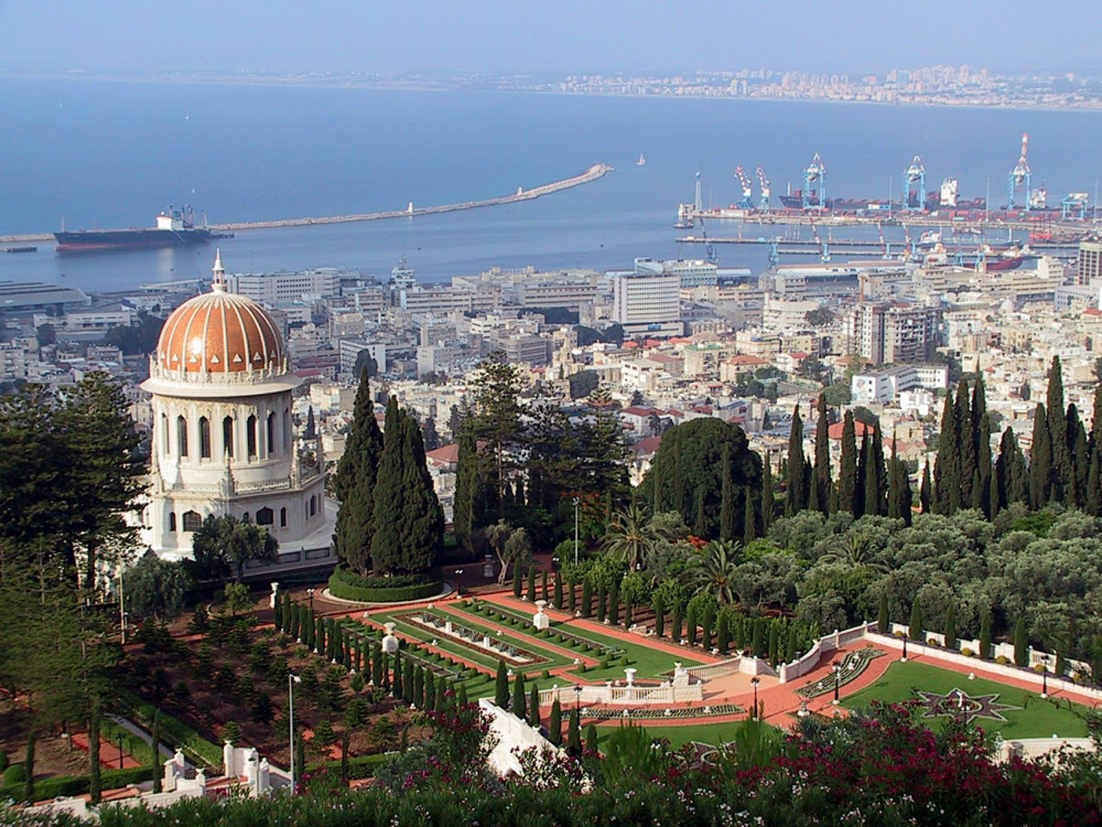 Haifa Israel  city photo : Travel tips for your trip to Israel Hotel Maps Famous Places in Israel ...
