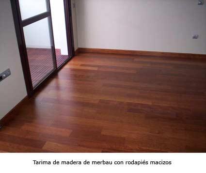 Tipos de rodapi s plintos z calos para suelos de - Tipos de suelos de madera ...