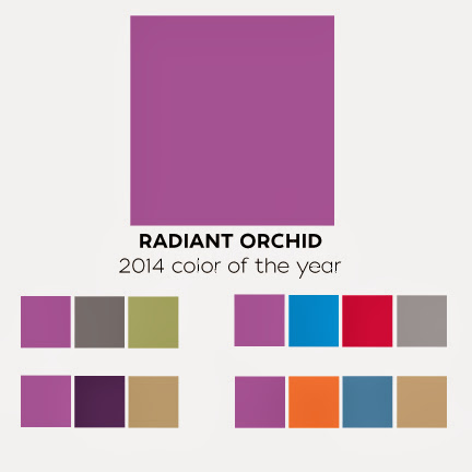 Designs In Paper: 2014 Color of the Year!