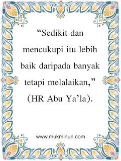 Kata-kata Mutiara Hikmah Islami | Embun Syurga