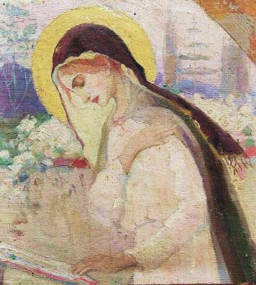 Mary (Miriam in Arabic)
