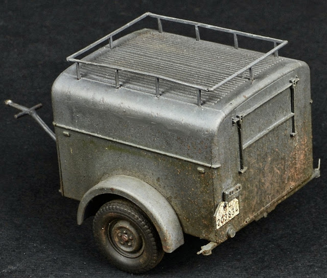 very attractive trailer build kits. So even though we haven t seen the MiniArt car yet there are clearly two  way of making this fire truck Complicated PE ridden delicate but incredibley The Modelling News ICM light our modelling as build their