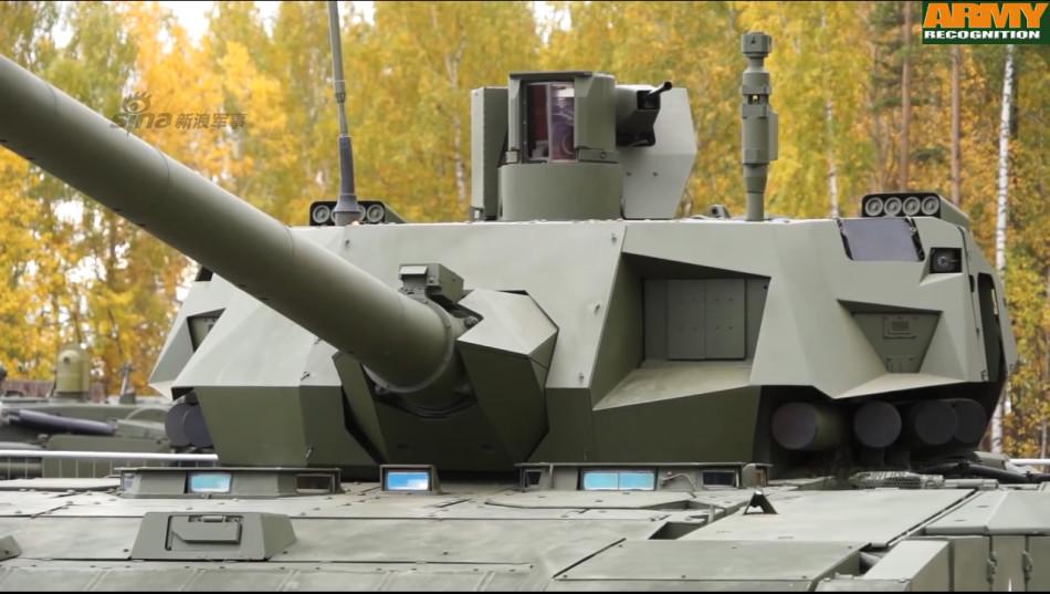 Ruské tanky Armata se změní na Terminátory - budou bez posádky...