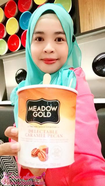 Kelazatan Meadow Gold Aiskrim berperisa Mewah dengan harga Murah