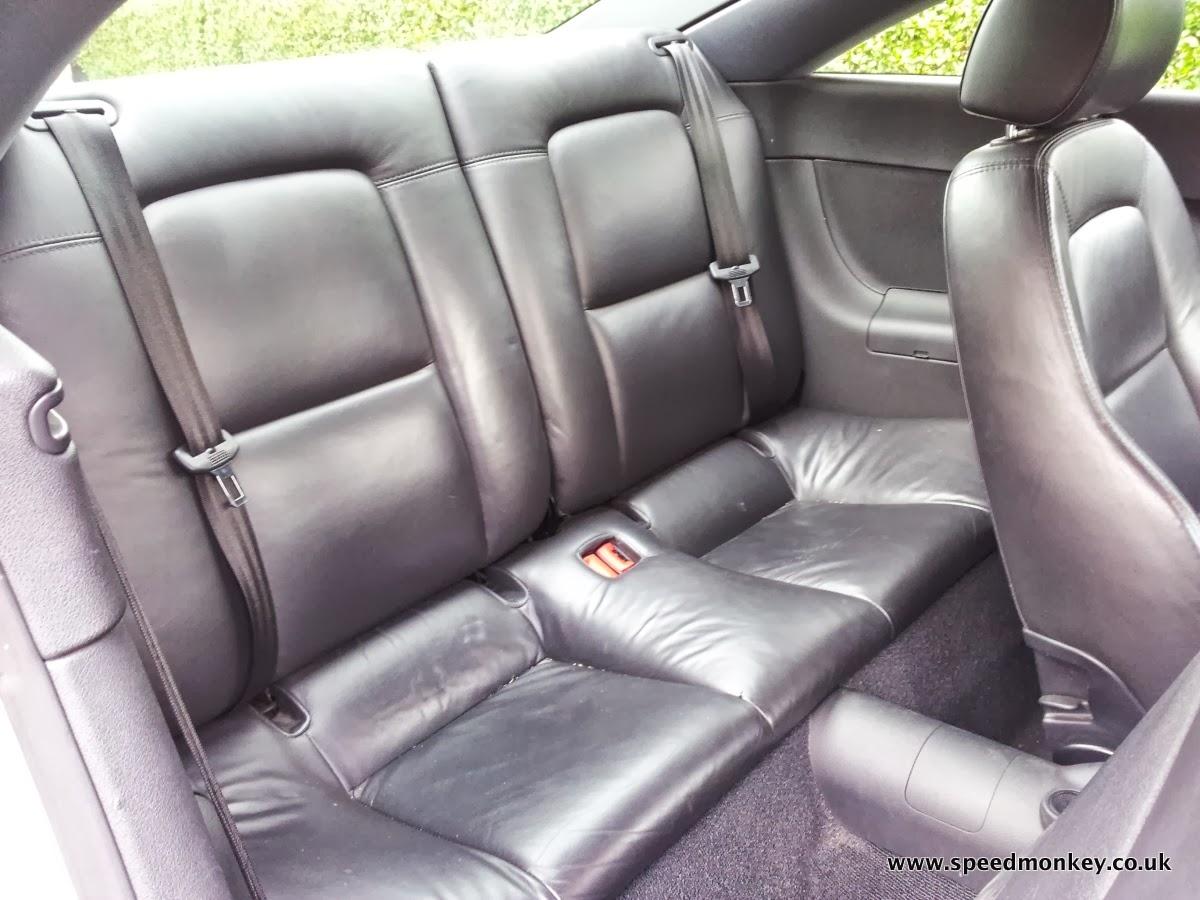 Audi Tt Back Seat Space - Car Reviews 2018