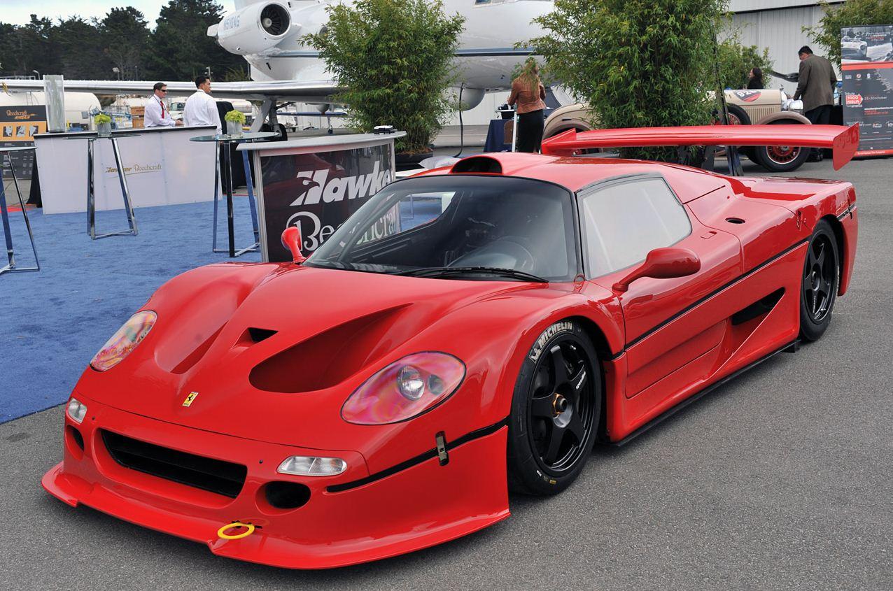 7 Million Dollars Ferrari >> Download: 2012 FERRARI F50 GT SPECS DESIGN SRROOPP