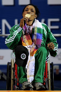 Paralympics: Nwokorie wins Nigeria's second gold medal in power lifting