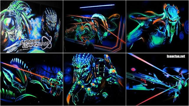 laser tag event at Laser Warzone