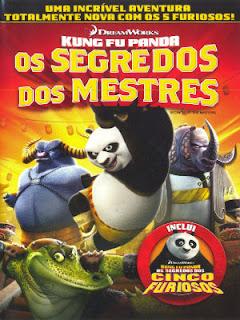 Kung%2BFu%2BPanda Download Kung Fu Panda : Os Segredos Dos Mestres   DVDRip   Dual Áudio e Dublado