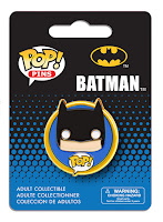 Batman pin