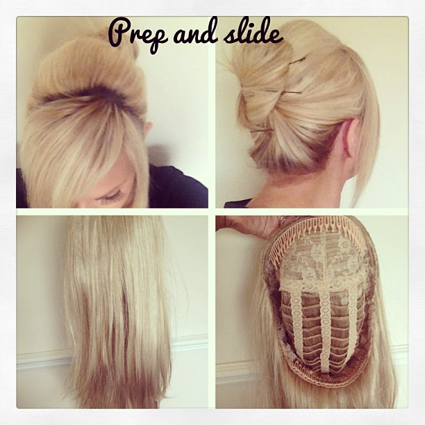 Hair Extensions For Short Hair Sallys Remy Indian Hair