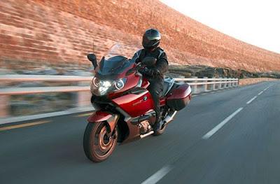 BMW Motorcycle 2011 K1600 GT