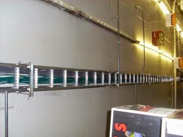 Gesti n de redes cableado estructurado for Cubre escaleras