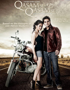 Poster Of Bollywood Movie Qasam Se Qasam Se (2012) 300MB Compressed Small Size Pc Movie Free Download 300mb.cc