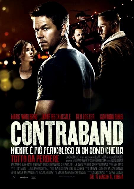Contraband Movie Film contraband (2012).