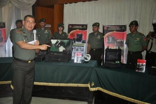 Dua Prajurit TNI AD Penemu Anti-Jammer