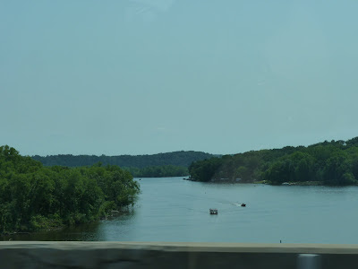 Wisconsin river