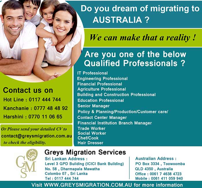 Greys Migration Services is an Australian based migration practice, Toowoomba, that provides comprehensive Australian and New Zealand immigration advice and support to corporate and private clients. Our advisers dealing with immigration matters are Australian Registered Migration Agents and New Zealand Immigration Advisers resident in Australia. They hold current registration with the Australian Migration Agents Registration Authority and the New Zealand Immigration Advisers Authority. Their conduct is regulated by formal Codes of Conduct in Australian and New Zealand.