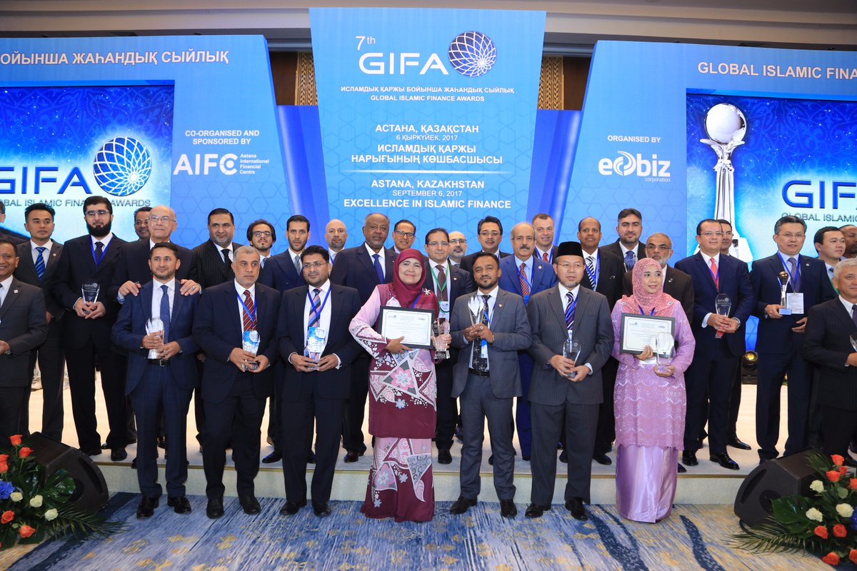 GIFA 2017 for Global Research Excellence award