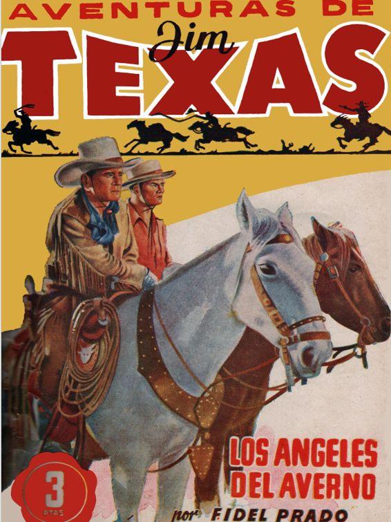 Aventuras de Jim Texas - Fidel Prado - Cifré
