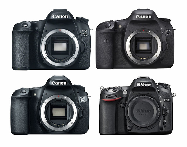 New Canon EOS, Canon EOS 70D with a vari-angle monitor, new Canon EOS 70D, dual AF CMOS Pixel, DSLR camera, new canon camera, Full HD video, autofocus, high speed focus, Nikon D7100