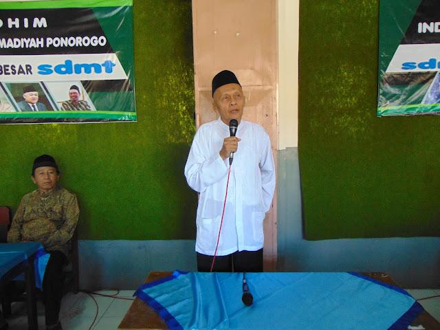 Tokoh-Tokoh Muhammadiyah Dukung SDMT Tetap Solid dan Maju Terus