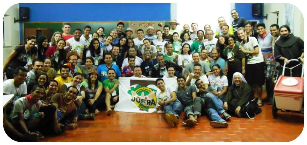 JUVENTUDE FRANCISCANA DO BRASIL REALIZA IV CONGRESSO NACIONAL EXTRAORDINÁRIO