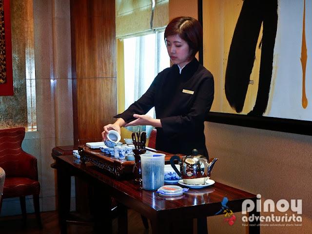 Li Li Hotel Restaurant in Manila Hyatt Regency Hotel
