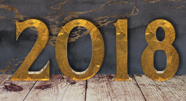 Aan al onze leners een gelukkig 2018!