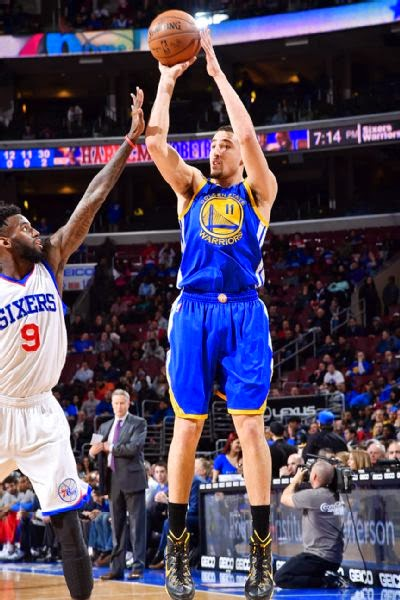 theKONGBLOG™: Klay Thompson's Picture-Perfect Shooting Stroke
