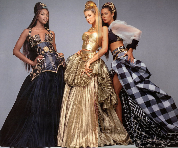 Collection Versace Pour H Amp M Timodelle Magazine