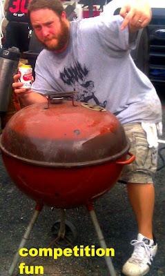 weber vintage grill