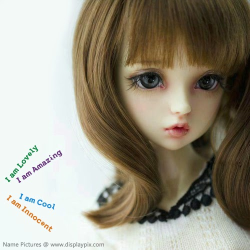 Cute Doll Live Wallpaper: Dpz Collections For Facebook : Innocent Dpz